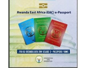 U Rwanda rugiye kujya rukoresha pasiporo ihuriweho na EAC #rwanda #RwOT