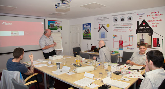 CTC Heat Pumps Training For Installers