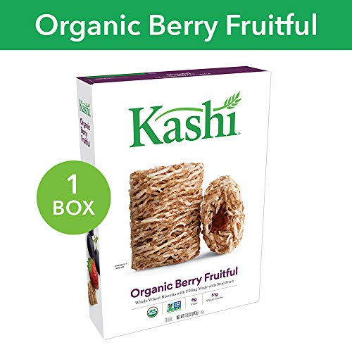 Kashi, Breakfast Cereal, Organic Indigo Morning, Gluten ...