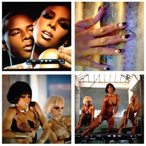 Ice (Video), Kelly Rowland