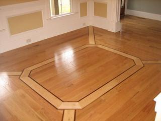 Interior Home Design: Dining Room Flooring Design Ideas
