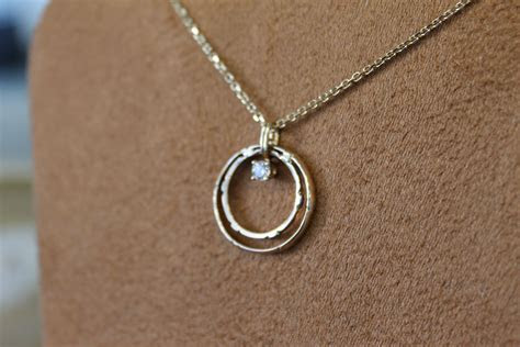 wedding band made into necklace   Google Search   Rings
