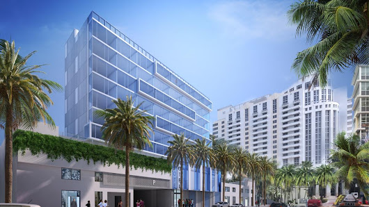 Hyatt South Beach expected to debut in spring 2015 - South Florida Business Journal
