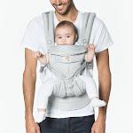 Ergobaby All-in-One Newborn Ready Omni 360 Baby Carrier (Pearl Grey)