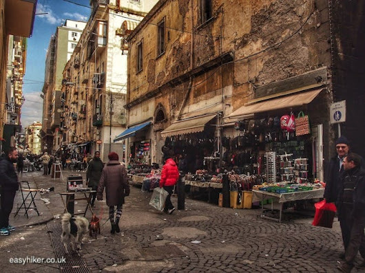 A Few Words About Naples From Our Short Winter Holiday