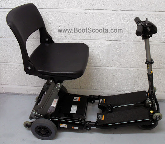 BootScoota - Used Luggie Elite mobility scooter