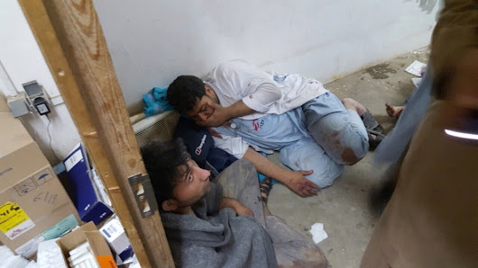 Afghanistan: MSF demands explanations after deadly airstrikes hit hospital in Kunduz