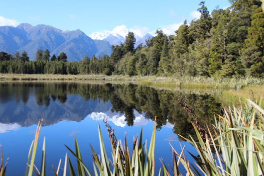 Driving in New Zealand: South Island West Coast - Routes and Trips