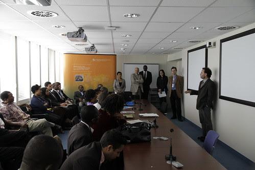 National Data Center Capacity Building training course