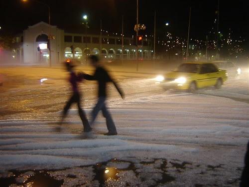 Civic storm