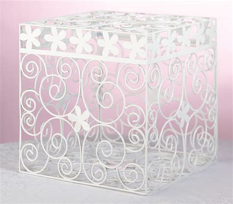 Wedding Gift Card Boxes