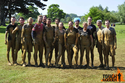 When the Going Gets Tough – the Tough Get Muddy!