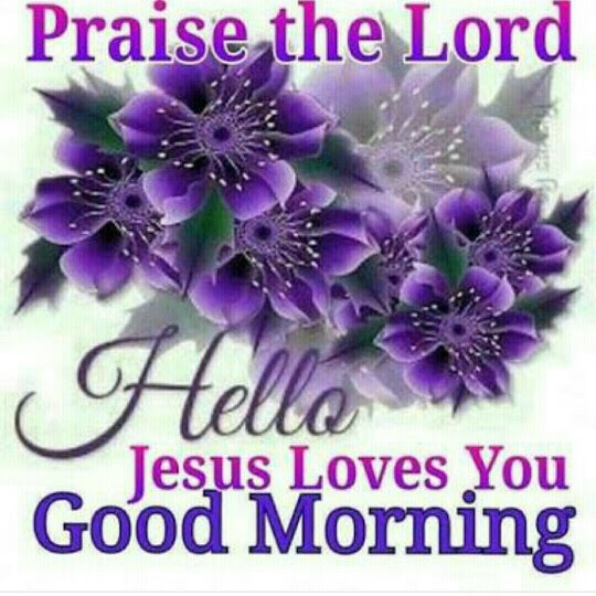 Good Morning Beautiful People May God Bless You Today And Everyday