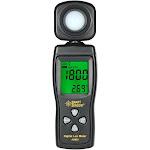 smart sensor mini digital lux meter lcd display handheld illuminometer luminometer photometer luxmeter light meter 0-200000 lux