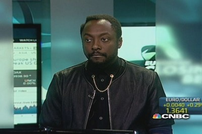 Will.i.am discusss Beats-Apple deal