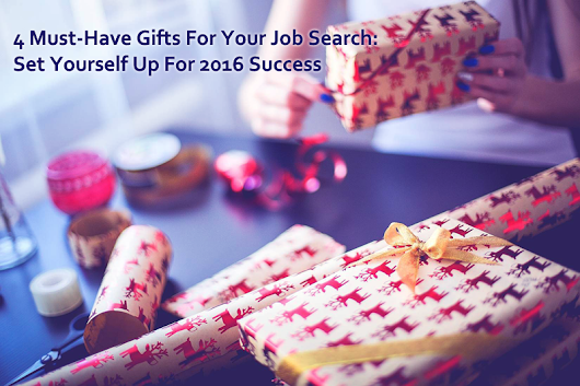 4 Must-Have Gifts For Your Job Search