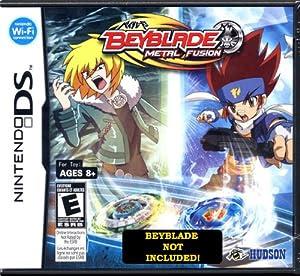 Amazon.com: Beyblades Nintendo DS Video Game Beyblade ...