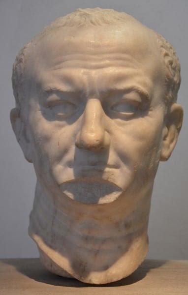 Roman Emperor Vespasian
