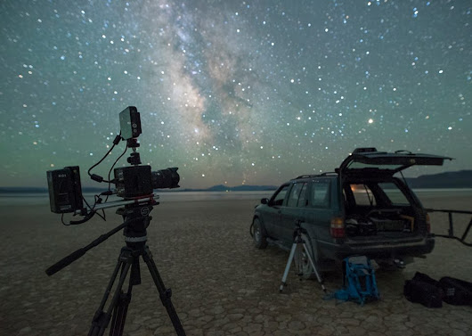 At ISO 400,000, This 6-Minute Film Shows Why We Love the Night Sky - Universe Today