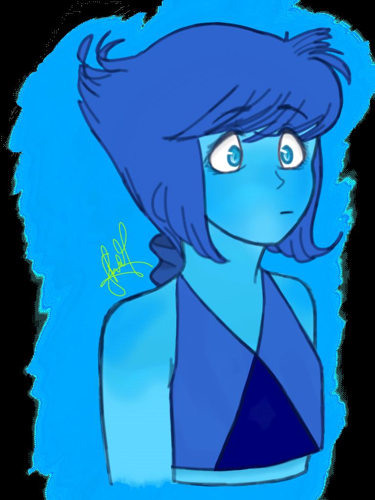 lapis lazuli!!