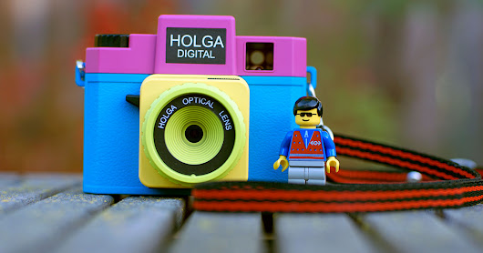 I Bought a Holga Digital. Here's a Hands-On Review.