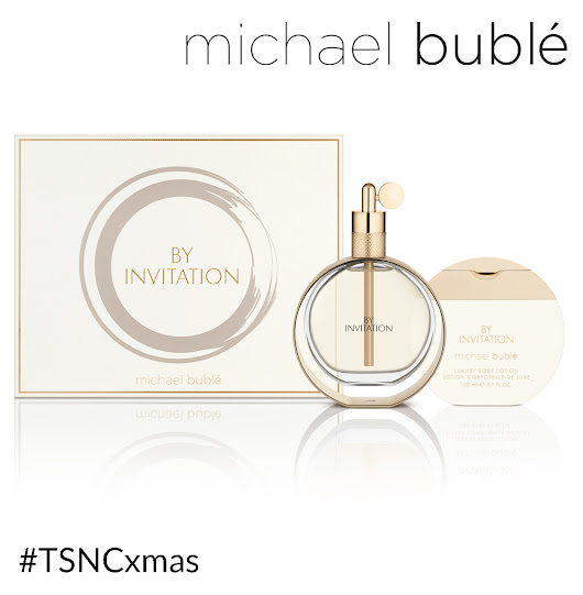 TSNC Advent Giveaway: Michael Buble Gift Set! #TSNCxmas - Thou Shalt Not Covet...