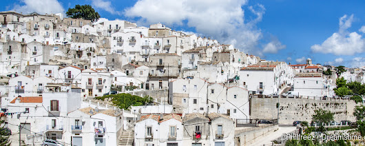 An illustrated virtual guide to Gargano in Apulia (south of Italy)