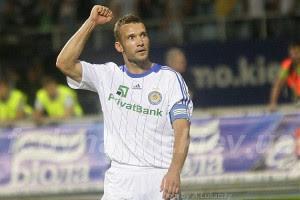 Мы сможем еще раз увидеть Шевченко на футбольном поле