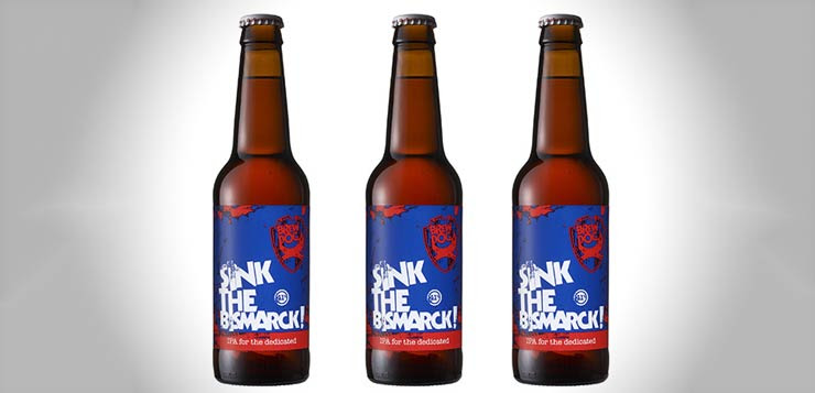 sink the bismarek pivo broj 8