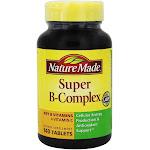 Nature Made Super B Complex 140 Tablets