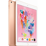 Apple iPad 9.7 Wi-Fi (2018, 6th Gen), 128GB / Gold