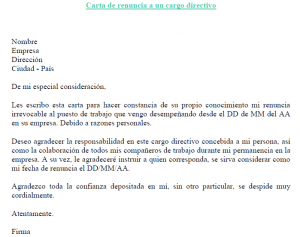 Modelo De Carta De Baja Voluntaria En Ingles Quotes About X