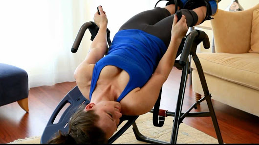 Teeter Hang Ups EP-560 Inversion Table Introduction and Quick Review - Better Innovations Blog