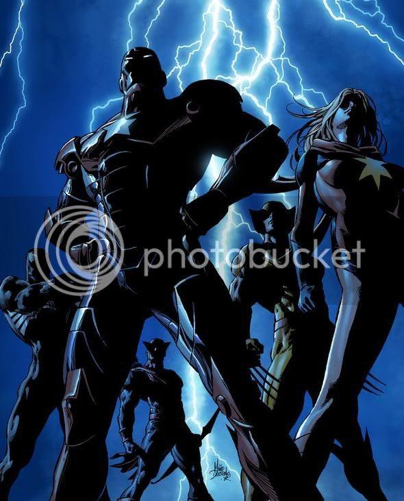 Vingadores Sombrios