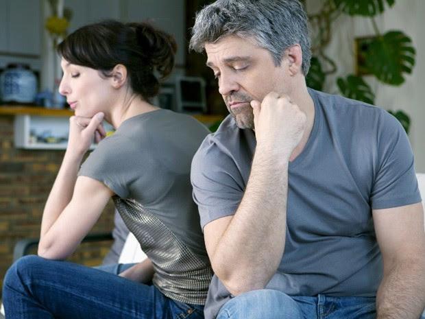 Casais que experimentam mais estresse conjugal têm mais dificuldade de desfrutar de bons momentos (Foto: B. Boissonnet / BSIP )