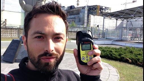 A Walk Around Chernobyl