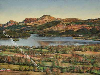 Simpson Fine Art - Scottish Art Prints & Landscape Paintings of Scotland