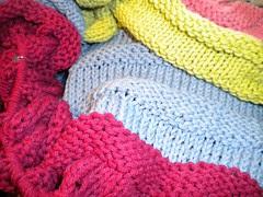 baby blanket, again