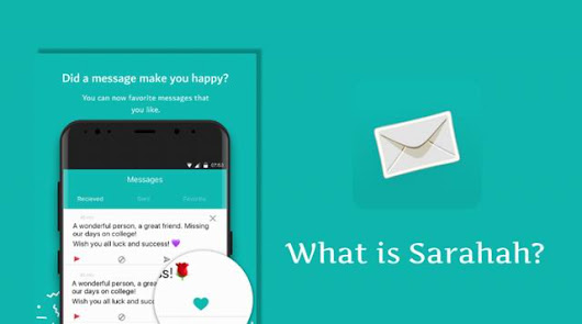 Sarahah The Honesty App Introduction | NetMag Global