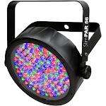 Chauvet SlimPAR 56 LED DMX Slim par Flat Can Wash Light Effect Fixture (8 Pack)