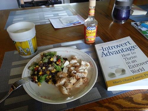 Introvert dinner