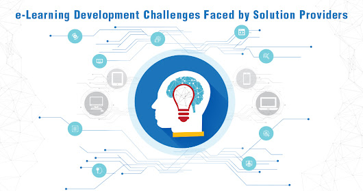 e-Learning Development Challenges Faced by Solution Providers