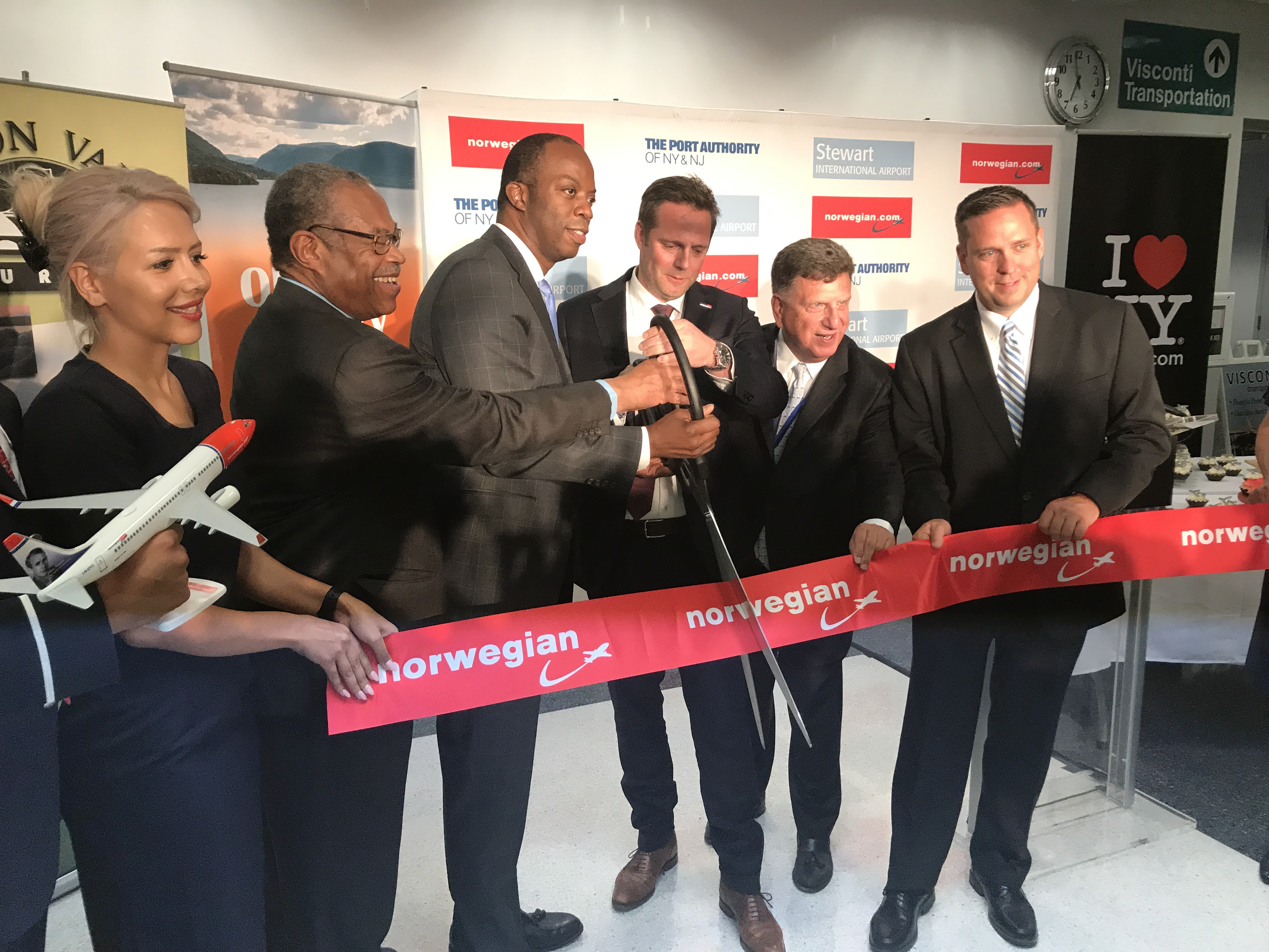 Norwegian Air International Launches Flights to Stewart ...