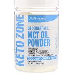 Divine Health, Dr. Colbert's Keto Zone, MCT Oil Powder, Coconut Cream Flavor, 11.11 oz (315 g)