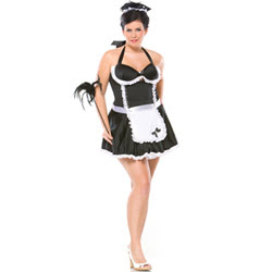 Costume - Retro french maid (1X/2X)