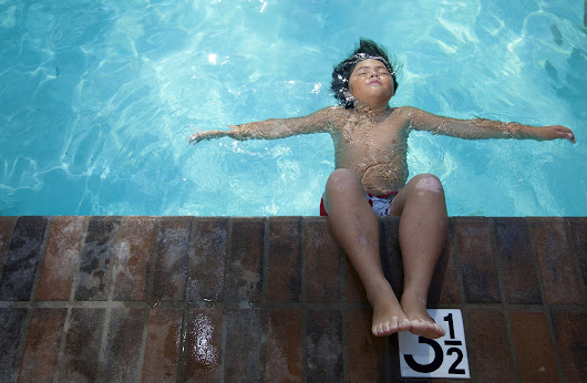 The CDC's annual poop in the pool report will make you reconsider your summer plans