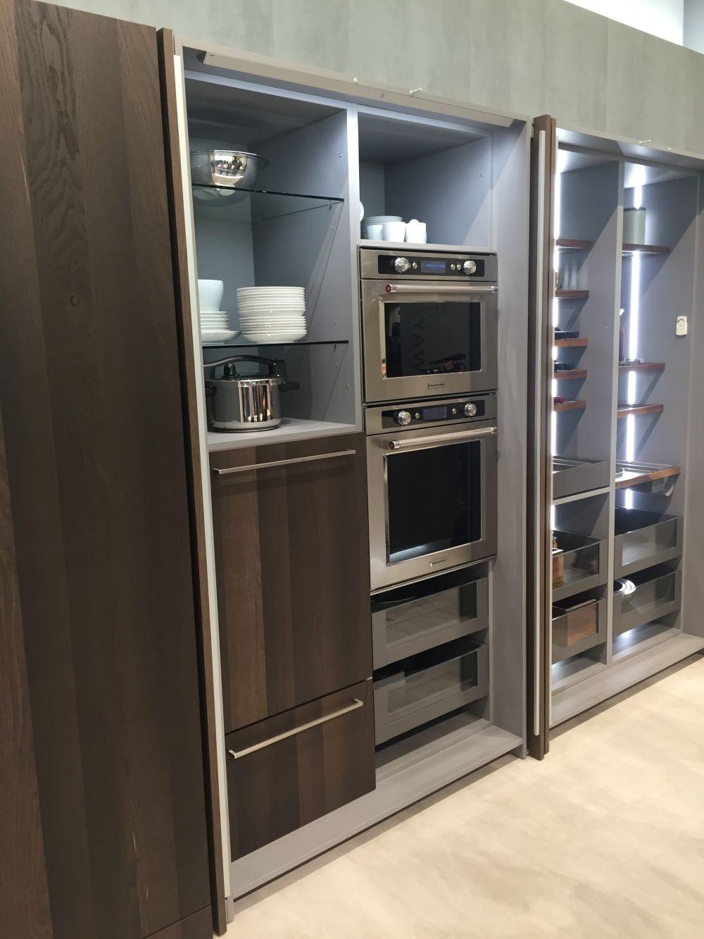 Kitchen Pantry garage