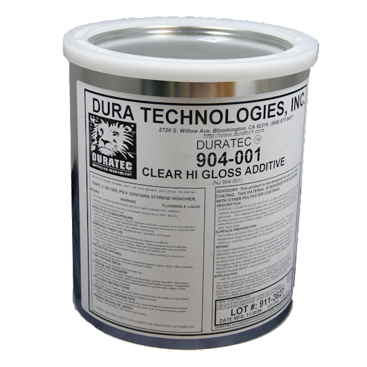 Product Spotlight: Duratec High Gloss Additive