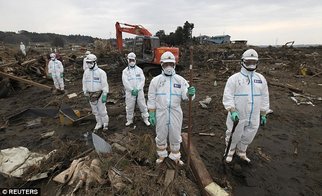 Fukushima was heavily affected by a nuclear disaster that resulted from an earthquake in 2011