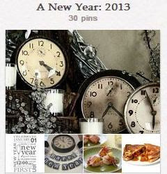 Avente Tile's New Year Pinterest Board